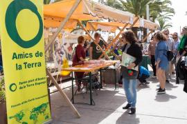 Santa Eulària se suma a la celebración del Día de la Tierra (Fotos: I. Arango)