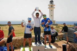 William Aveiro arrasa en Formentera