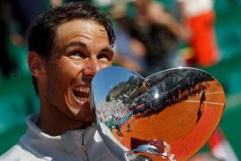 Nadal, once veces campeón en Montecarlo