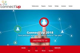 Comienza el plazo del concurso de proyectos innovadores Connect'Up