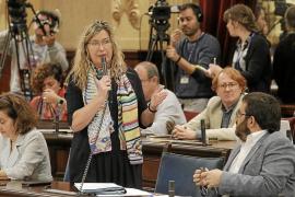 Los trabajadores de Cas Serres, indignados con el Govern balear y el Consell d'Eivissa