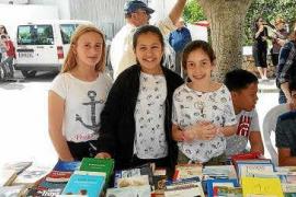 Sant Jordi también celebró su Día del Libro con muchas más propuestas