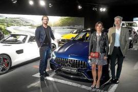 Más de 15.000 personas visitan Ibiza con motivo de la presentación de Mercedes