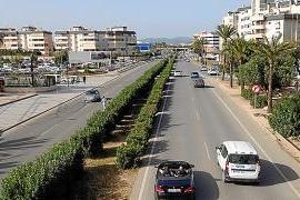 Ciudadanos propone construir un aparcamiento subterráneo con 2.000 plazas en Ibiza