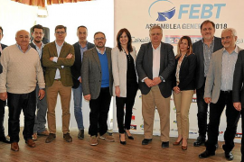 Asamblea anual de la FEBT