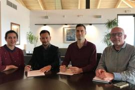 Convenio entre el Ayuntamiento de Ibiza y Cruz Roja para el desarrollo de proyectos sociosanitarios