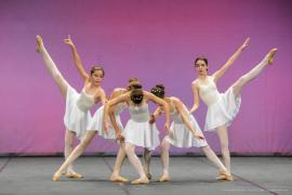 La Danza Clásica y Neoclásica ibicenca se consolida en lo más alto del podio