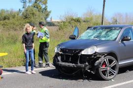 En libertad la conductora que mató a un ciclista en Capdepera