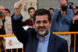 'Castigo' a Jordi Sànchez por hacer campaña desde la cárcel