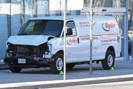 Alek Minassian, imputado por 10 cargos de asesinato por el atropello de Toronto