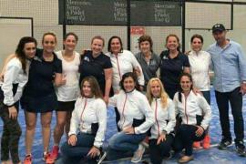 El Ibiza Club de Campo femenino, campeón en la segunda categoría