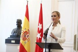 Dimisión de Cristina Cifuentes como presidenta de la Comunidad de Madrid