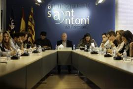 El tripartito de Sant Antoni no pedirá la dimisión de Aída Alcaraz
