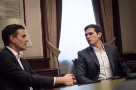 Rivera contesta a Pedro Sánchez: «La moción de censura ha decaído»