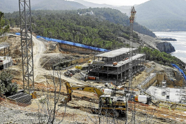 """Sant Joan dice que ha cumplido la """"legalidad vigente"""" en las obras del hotel de Xarraca"""