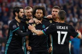 El Real Madrid gana en Baviera por tercera vez consecutiva y se acerca a la final