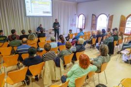 Charla sobre seguridad en el ámbito rural en Sant Josep