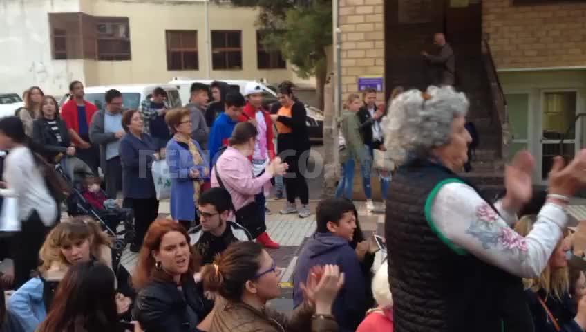 La indignación por la sentencia de 'La Manada' llega a Ibiza