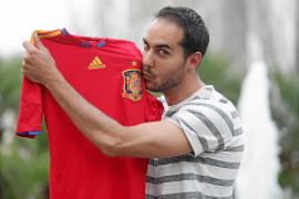 Víctor Sánchez, a la selección