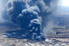 La explosión en una refinería de Wisconsincausa 11 heridos