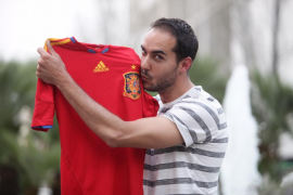 El ibicenco Víctor Sánchez, a la selección española