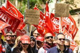 UGT y CCOO llaman a la protesta del 1 de mayo por «mejores salarios, pensiones dignas e igualdad»