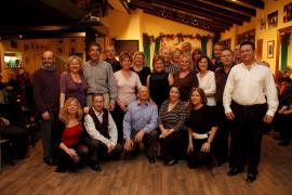 Bailes y juegos en la Casa de Andalucía