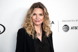 Michelle Pfeiffer, espectacular a los 60 años
