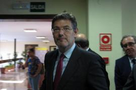 """Catalá, sobre el juez que pidió la absolución de 'La Manada': """"Todos saben que tiene algún problema singular"""""""