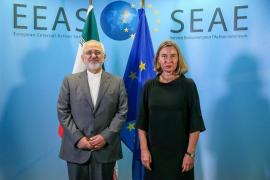 Mogherini insta a Netanyahu a remitir a la AIEA sus dudas sobre Irán