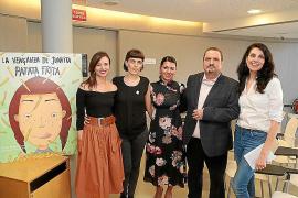 Elena Benito presenta 'Juanita patata frita'