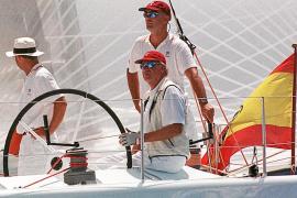 Don Juan Carlos regresa a la Copa del Rey de Vela