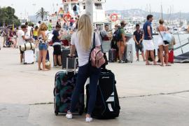 El sector turístico acumula un superávit de 4.237 millones hasta febrero, un 2% más