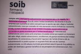 El concejal Alfonso Molina presentó ofertas «ficticias» para empresas «amigas»
