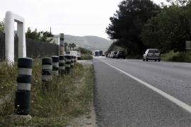 La carretera ya se ha cobrado la vida de cuatro motoristas y un peatón en 2018