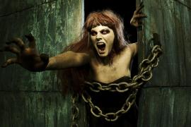 Los famosos se apuntan al 'look zombie'