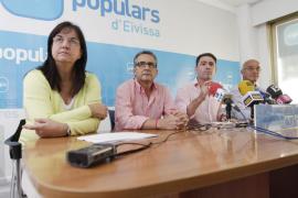 El PP apuesta por José Sala para el Senado y que Enrique Fajarnés repita en el Congreso