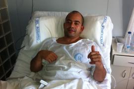 Clayton sufre una pequeña lesión en el cruzado de la que podría ser intervenido