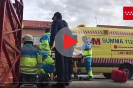 Muy grave un niño de 3 años atropellado por un coche que daba marcha atrás