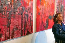 Es Polvorí acoge la primera exposición en España del canadiense Michel Beaucage