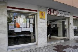 El paro desciende en Baleares un 5,5% interanual en abril hasta las 45.624 personas