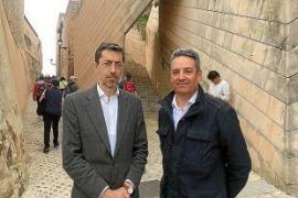 Ciudadanos presenta una enmienda a los PGE para reactivar las obras del Parador
