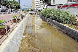 Medi Ambient limpiará de forma «urgente» ocho torrentes para evitar inundaciones