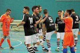 Los expeñistas ya golean para el nuevo Ibiza Futsal