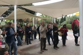 70 personas reclaman unas pensiones dignas en Ibiza