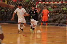 El Ibiza Futsal estudia impugnar la derrota contra el Formentera
