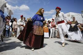 Santa Eulària celebra el Primer Diumenge de Maig