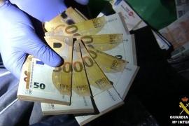 La Guardia Civil desarticula un grupo criminal que atracaba a representantes de joyería