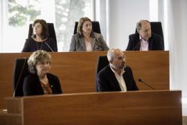 El PP advierte de la «deriva despótica» y «radical» del equipo de gobierno del Consell d'Eivissa