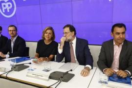 Rajoy elige a Ángel Garrido como candidato del PP a la Comunidad de Madrid hasta 2019 tras la dimisión de Cifuentes